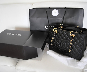 chanel, n, and fashion image