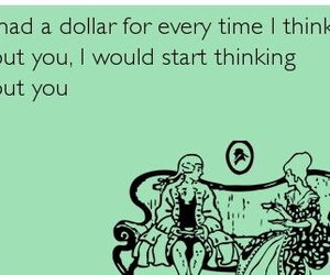 dollar, ecards, and friend image