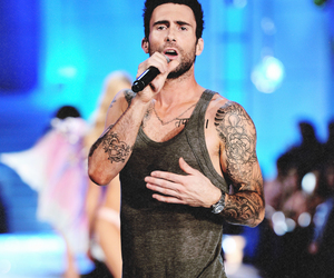 boy and adam levine image