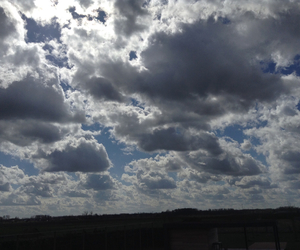 clouds, dreams, and love image