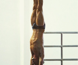 abs, athlete, and beautiful image