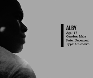 alby and the maze runner image