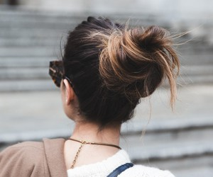 fashion, hair, and style image