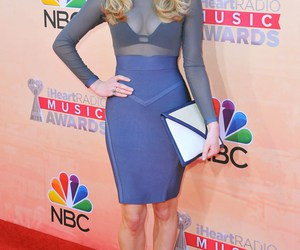 red carpet, iheartradio, and greer grammer image
