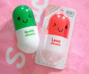 kawaii, vitamin, and cute image
