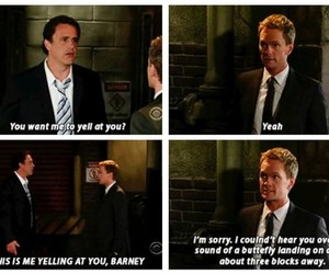 funny and himym image
