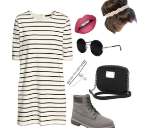 angel, outfit, and street style image