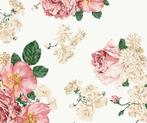 beautiful, wallpaper, and flowers image