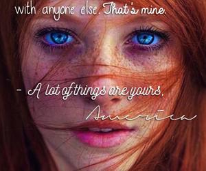 america, blinde, and blue eyes image