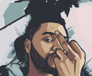 the weeknd, theweeknd, and xo image