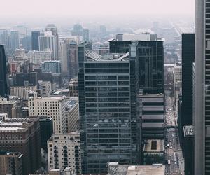 boston, city, and silened image
