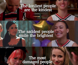 glee, quote, and quinn fabray image