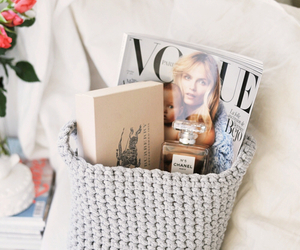 vogue, chanel, and fashion image