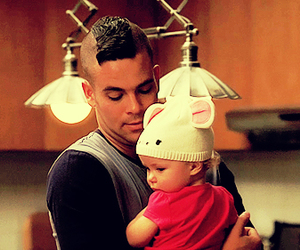 glee, beth, and puck image