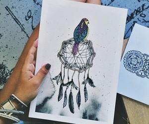 drawing, albanian, and art image