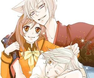 kamisama kiss, tomoe, and kamisama hajimemashita image