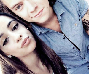 Harry Styles, one direction, and camila cabello image