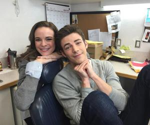 theflash, snowbarry, and granielle image