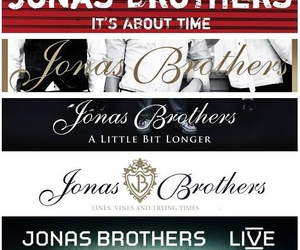 jonas brothers, live, and a little bit longer image