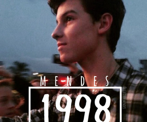 shawn mendes and 1998 image