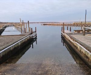 bay, beauty, and dock image