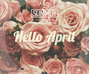 april, awesome, and pink image