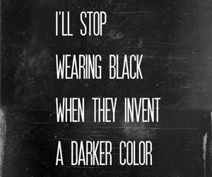 black, black clothes, and grunge image