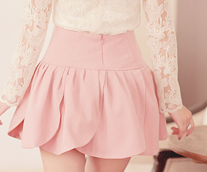 cute, fashion, and pink image