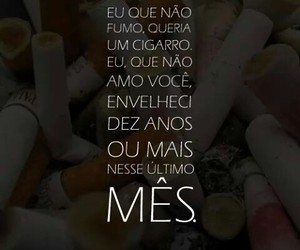 cigarette, cigarro, and frases image