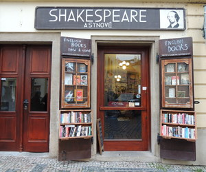 book, shakespeare, and library image