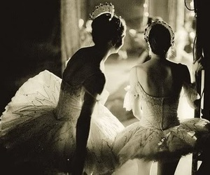 ballet, dance, and balletdancer image