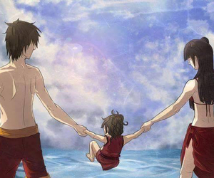 avatar, mai, and the last airbender image