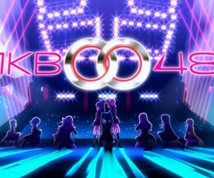 dancing, idols, and akb0048 image