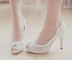 fashion, cute, and heels image
