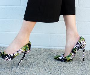 culottes, fashion, and shoe porn image
