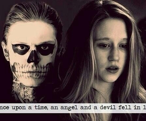 american horror story, love, and violet image