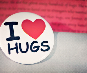 hugs, photography, and text image