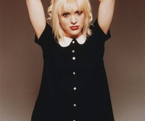 Courtney Love, grunge, and hole image