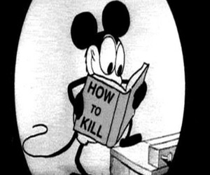 mickey mouse and kill image