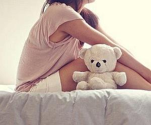 bear, fashion, and girl image
