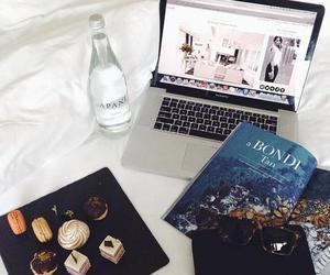 food, magazine, and sweet image