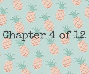 ananas, april, and chapter image