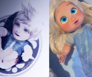 disney, emma frost, and frozen image