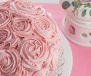 beautiful, cake, and dulce image