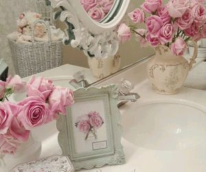 shabby chic, decor, and home image