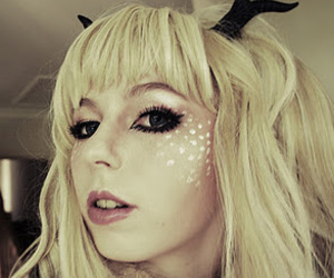 fawn and make up image