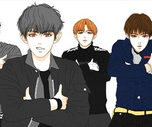 exo and fanart image