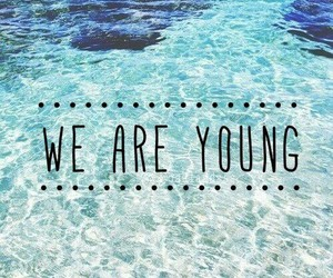 are, we, and young image