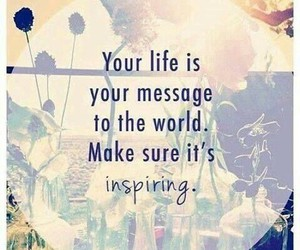 life, quote, and inspiring image