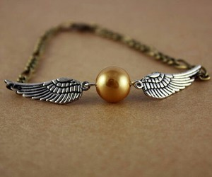 bracelet, accessories, and harry potter image